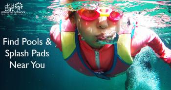 Find Pools & Splash Pads Near You